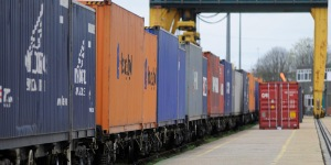 Rail freight brings environmental benefits