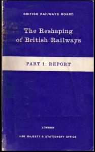 Beeching Report 1963 - cover