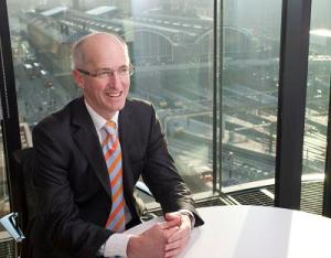 David Higgins, chief executive of Network Rail