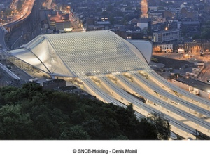 Birmingham's stations should be ambitious and inspirational like Liege-Guillemins in Belgium