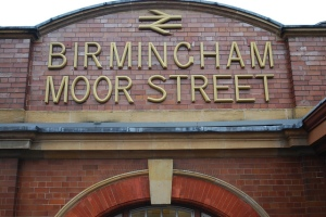 HS2 station will be in Moor St, Birmingham city centre